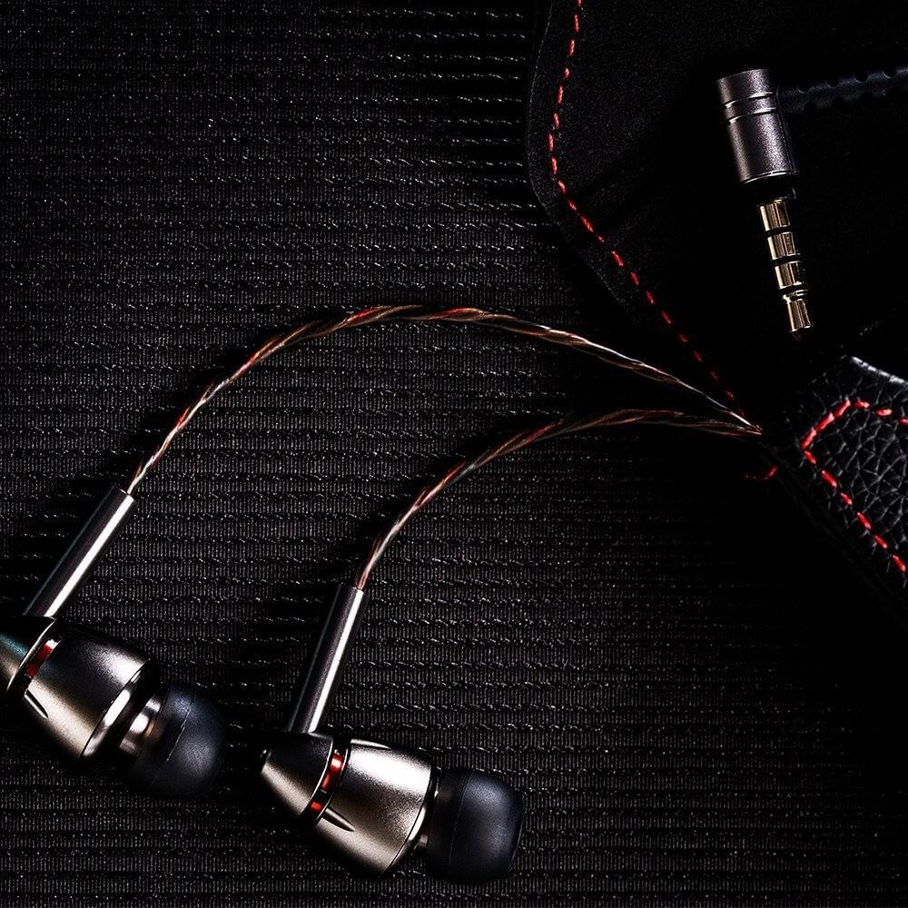 miniatura 10 - Auriculares 1MORE E1010 Quad Driver In-Ear Alta fidelidad + Garantía 2 años