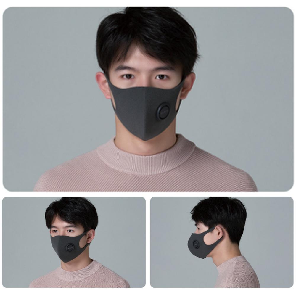Uso mascarilla Xiaomi